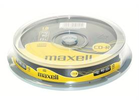CD-R Maxell 52x 700MB/80min spindle/100 - Muistitikut, CD-, DVD-levyt - 393597 - 1